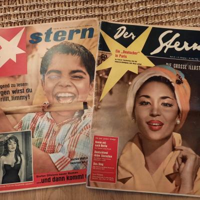 2 Stern Exemplare 1959 - thumb