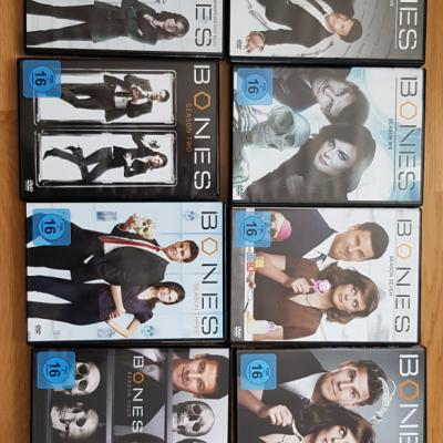 "Dvd Serie ""Bones"" - thumb"