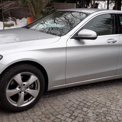 Verkaufe Mercedes C Klasse 220 diesel Berlina - thumb