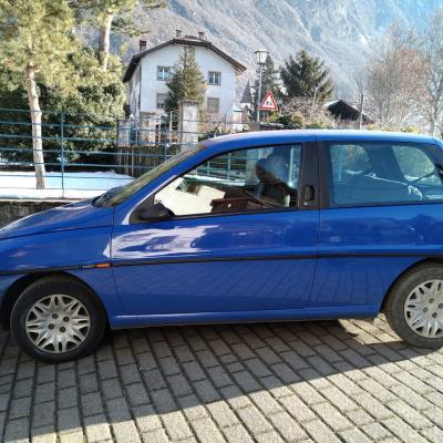 Lancia Y garagengepflegt - thumb