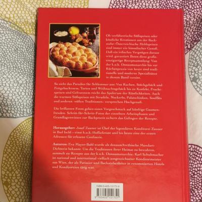 Das große Buch der österreichischen Mehlspeisen - thumb