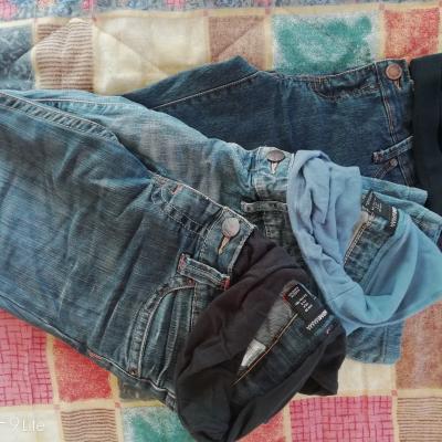 Jeans Schwangerschaft - thumb