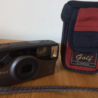Nikon Nuvis 75i Film Camera - thumb