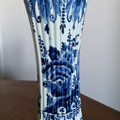 Delfter Porzellanvase - thumb