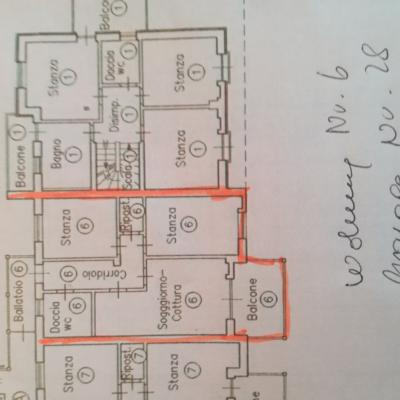 Neu renovierte Dreizimmerwohnung in Meran zu vermieten - thumb