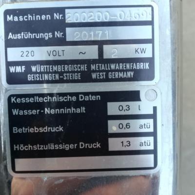 Kaffeemaschine WMF - thumb