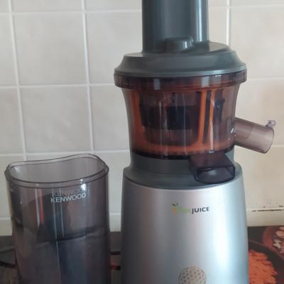 Kenwood Slow Juicer Pure Juice - thumb
