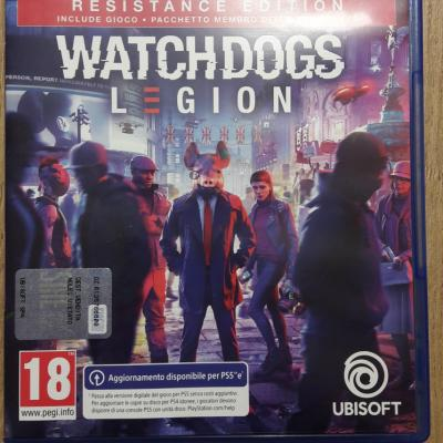 Watch dogs Legion Ps4 - thumb