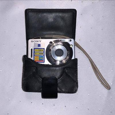 Sony Cyber Shot DSC W55 - thumb