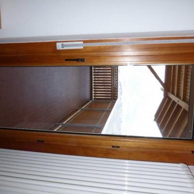 Balkontür mit Stock - thumb