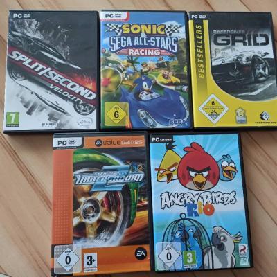 Verschiedene Pc Spiele - thumb
