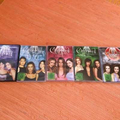 Charmed DVD's - thumb