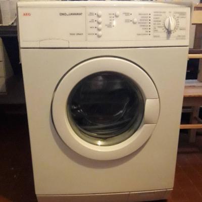 Waschmaschine AEG ÖKO Lavamat - thumb