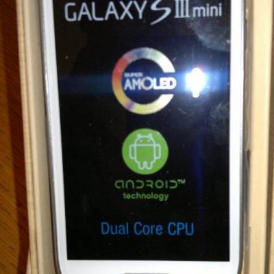 """Handy """"SAMSUNG GALAXY SIII mini"""" - thumb"""
