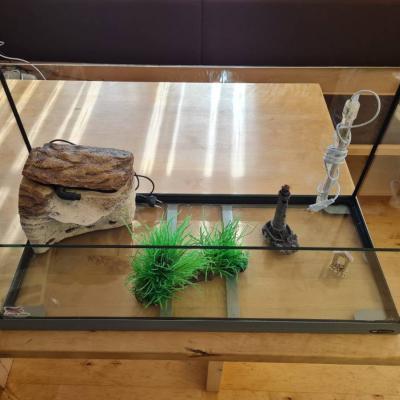 Terrarium für Schildkröten - thumb