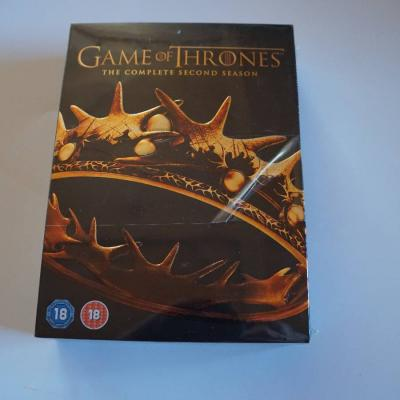 Game of Thrones DVD 2. Stafffel (Englisch) - thumb
