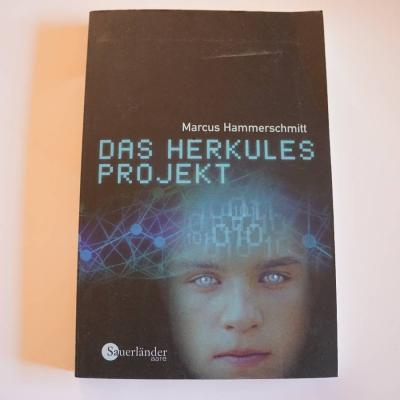 """Buch """"Das Herkulesprojekt"""" von Marcus Hammerschmitt - thumb"""