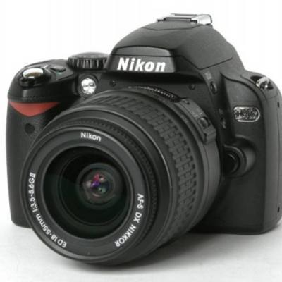 Nikon dx40 - thumb