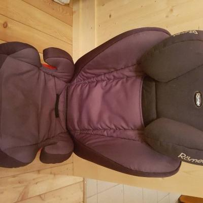 Verkaufe Kindersitz für Auto - thumb