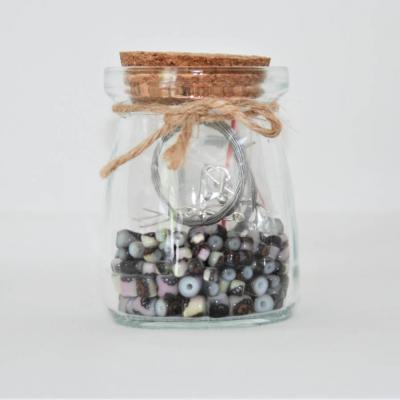 Perlen im Glas - thumb
