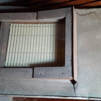 Dachfenster mit Blecheinfassung - thumb