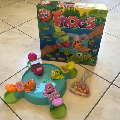 Spiel Frosch - thumb