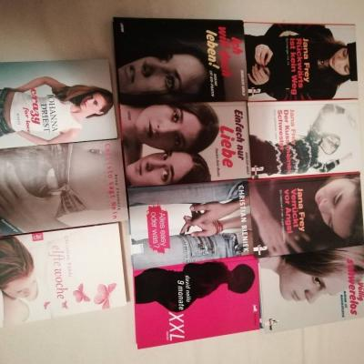 Jugendbücher - thumb