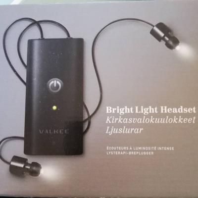 Valkee Lichttherapie Headset - thumb