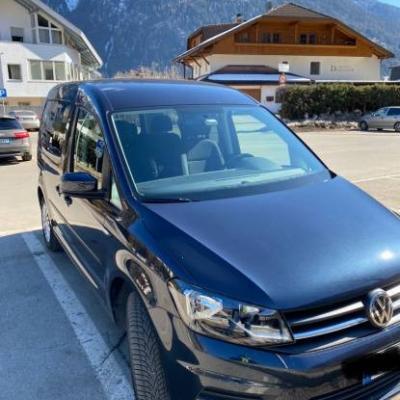 VW CADDY 2.0 WIE NEU - thumb