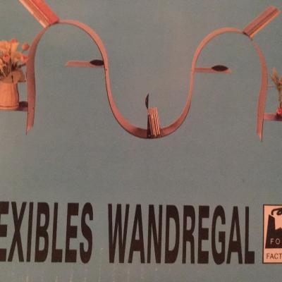 Flexibles Wandregal - thumb