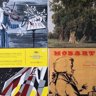 Schallplatten - LPs - über 100 Stück - thumb