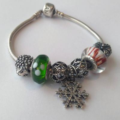 ORIGINAL Pandora Armband zu verkaufen - thumb