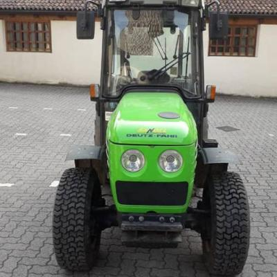 Deutz Traktor - thumb