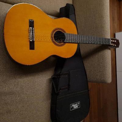 Gitarre  mit Tasche - thumb