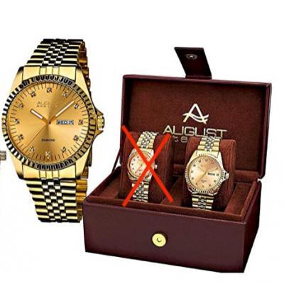 Verkaufe originale August Steiner Uhr - thumb