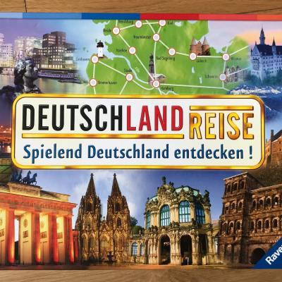 Zu verschenken Ravensburger Deutschland Reise - thumb