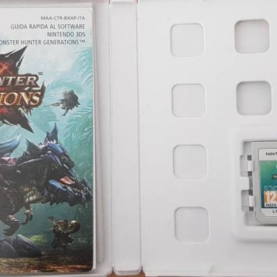 Monster Hunter Generations Nintendo 3DS - thumb