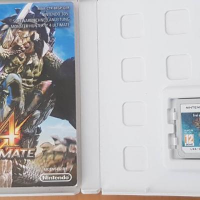 Monster Hunter Ultimate Nintendo 3DS - thumb