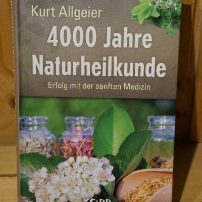 Buch: 4000 Jahre Naturheilkunde - thumb