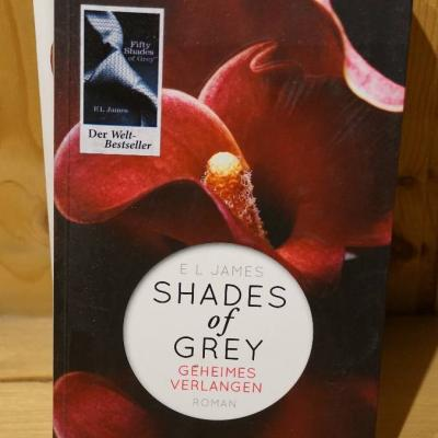 Buch: 50 Shades of Grey Band1 - thumb