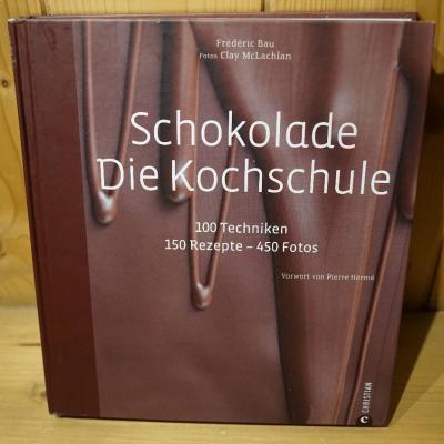 Buch: Schokolade - Die Kochschule - thumb