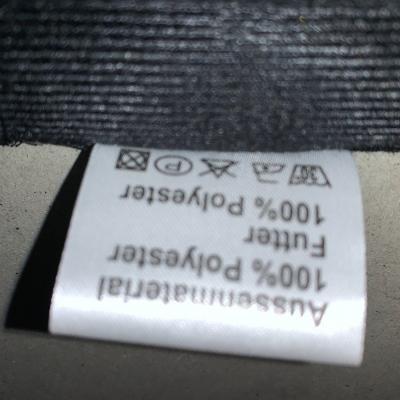 Bandagier Unterlagen schwarz - thumb