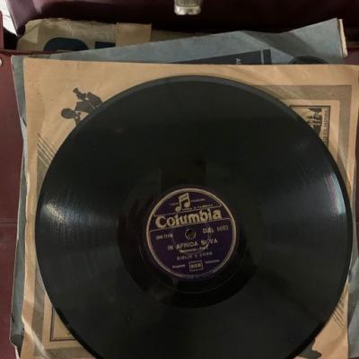 Schallplatten-Sammlerstücke 30er und 40er Jahre - thumb