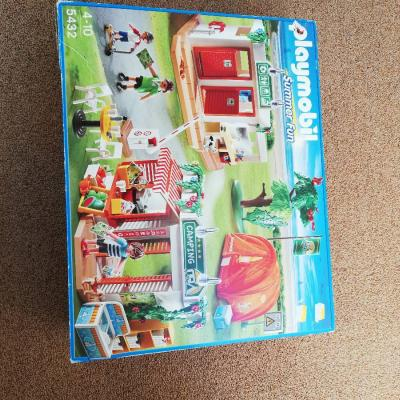 Playmobil Camping Nr 5432 - thumb