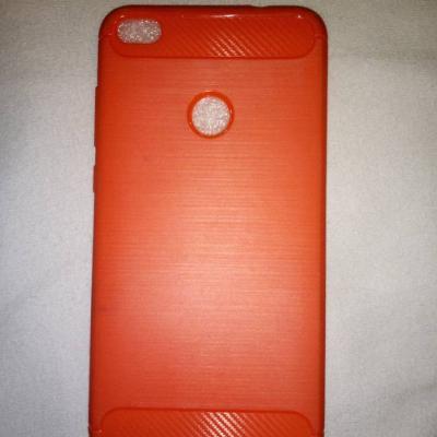 Handy Hülle Orange/Rot  für Huawei P9 LITE (2017 unbenutzt - thumb