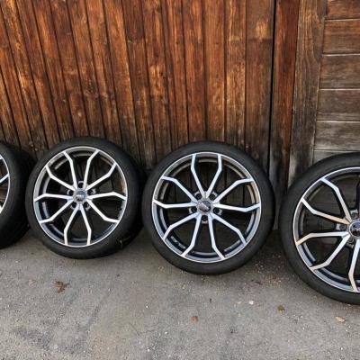 """MAK 19"""" Felgen/cerchi Audi A4+ Sava Reifen/pneumatici - thumb"""