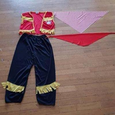 Fasching Kostüm Cowboy - thumb