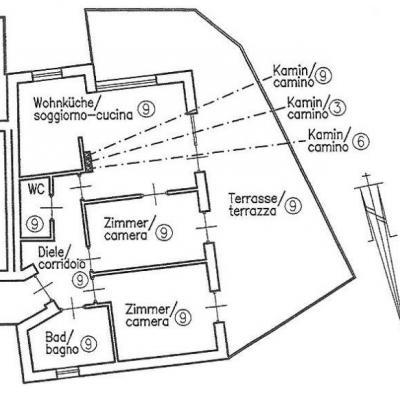 3-Zimmer-Panoramawohnung in Auer ab Juni zu vermieten - thumb