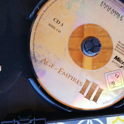 CD u. DVD spiele - thumb