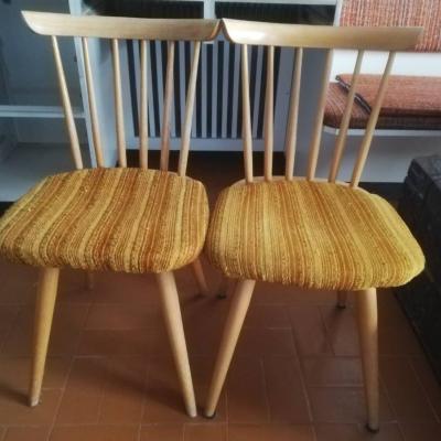 Verkaufe Stühle - thumb